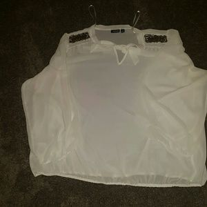 Worn once flowy top